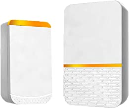 Accessoires voor het leven zonder batterij draadloze deurbel weerbestendig wandstopcontact kit voor draadloze deurbel met ...
