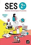 SES 2de - Sciences Economiques et Sociales Éd. 2019 - livre de l'élève
