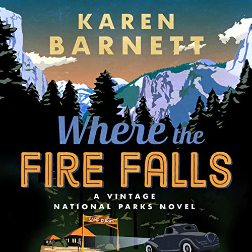 Where the Fire Falls audiobook cover art