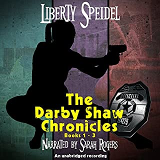 The Darby Shaw Chronicles: Books 1 - 3 audiobook cover art