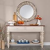 Hillsdale Furniture Pine Island Sideboard Old White