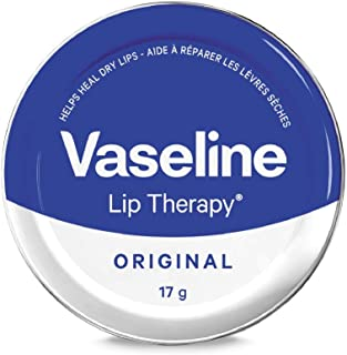 Vaseline Lip Therapy, Original, 0.6oz