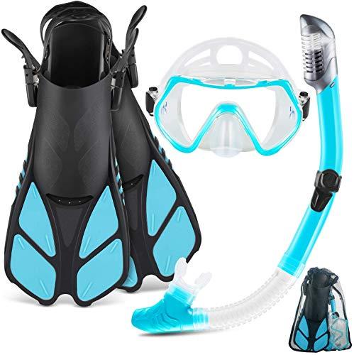 Best Shop Mask Fin Snorkel Swimming Set