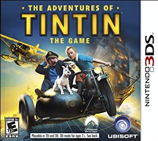 The Adventures Of Tintin: The Game - Nintendo 3DS