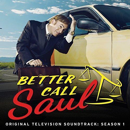 Better Call Saul: Original Television Soundtrack, Season 1 by Season 1 Better Call Saul: Original Television Soundtrack (2015-05-04)