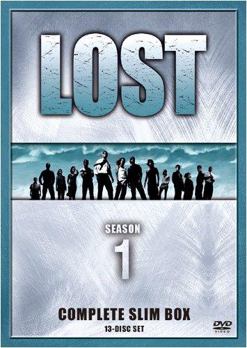 LOST シーズン1 COMPLETE SLIM BOX [DVD]の詳細を見る
