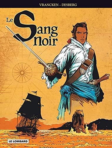 Intégrale Sang Noir - tome 1 - Intégrale Sang Noir