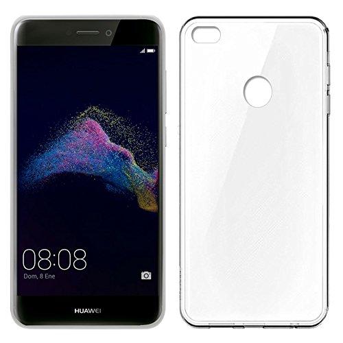 iGlobalmarket Funda Silicona para Huawei P8 Lite (2017) Transparente