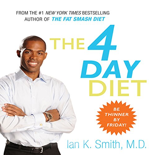 The 4 Day Diet audiobook cover art