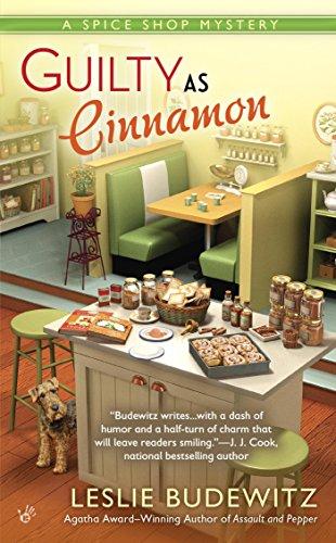 Guilty as Cinnamon (A Spice Shop Mystery Book -