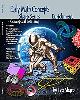 Early Math Concepts - Volume 1: Enrichment, Conceptual Learning (Early Math Concepts- Sharp Series) by [Lex Sharp]