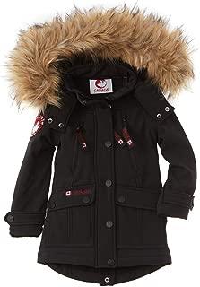 Girls Jacket, 10/12, Black