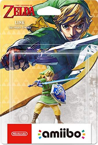 Amiibo Collection The Legend of Zelda - Link: Skyward Sword