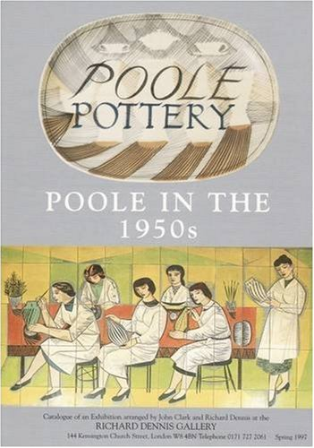 Poole Pottery in the 1950s: A Price Guide
