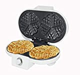 Quality Double Waffle Maker - Waffle Iron by FYJK for The Home