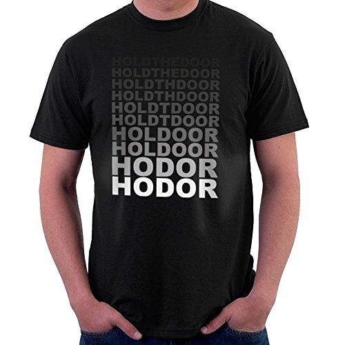 Hodor Hold The Door Fade Game of Thrones Men's T-Shirt