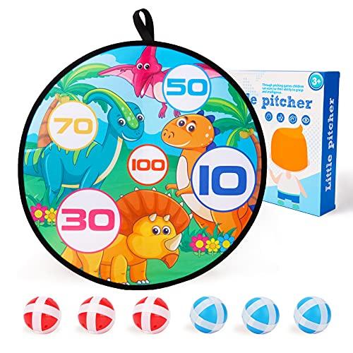 3 4 5 6 7 Spielzeug für jährige Kinder | 3 4 5 6 7 Geschenke für jährige Jungen | 3 4 5 6 7 Gartenspielzeug für jährige Jungen | Outdoor Spielzeug für 3 Jahre | Wurfspiele für Kinder | Klett Spiele
