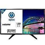 """SILO Televisión Led 32"""" Resolución HD de 1366 X 768 Sistema de Sonido Dolby Digital"""