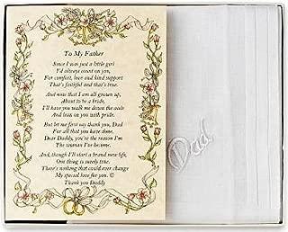dad handkerchief poem