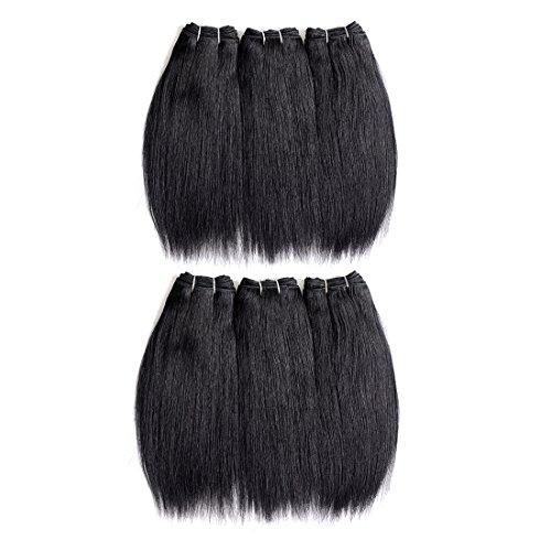 Bulk hair weave _image3