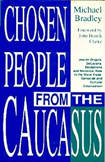 CHOSEN PEOPLE FROM THE CAUCASUS (paperback)