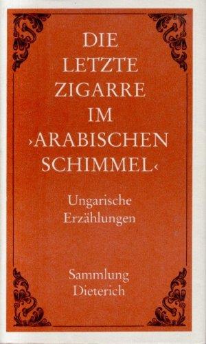 """Die letzte Zigarre im \""""Arabischen Schimmel\""""."""