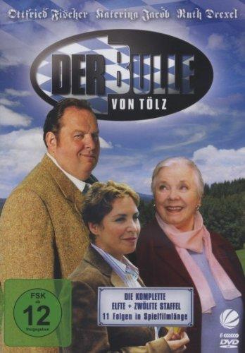 Der Bulle von Tölz - Staffel 11+12 (6 DVDs)