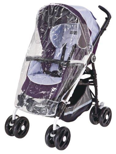 Peg-Pérego PARP3/2010 - Plástico de lluvia universal para silla de paseo, color transparente