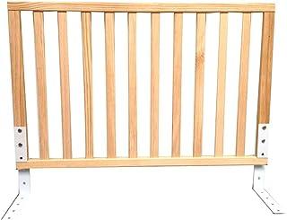 DD ベビー&マタニティ/ベビー布団?寝具/ベッドガード?フェンス, ソリッドウッドベットガードレールベビーベッドフェンス子供用ベッドフェンスフェンスバッフルフォールオフマルチサイズオプション -子供を守る (サイズ さいず : 90cm)