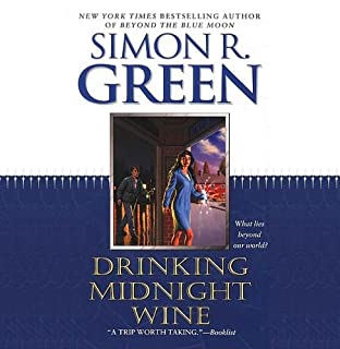 Drinking Midnight Wine cover art