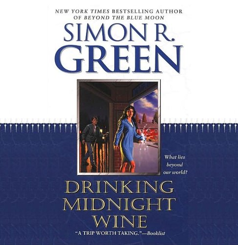 Drinking Midnight Wine audiobook cover art