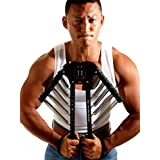 トリプルエス アームバー 筋トレ マッスルモンスター 大胸筋 30kg 40㎏ 50㎏ 60kg 調整可能 短期間でムキムキマシン