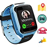 1.44 Pulgadas Touch Kids GPS Tracker Smart Watch con La Cám