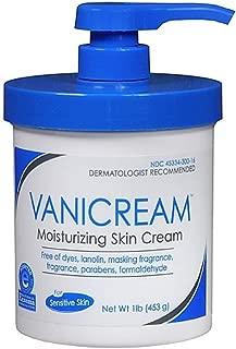 300-16 Part# 300-16 - Cream Skin Care Vanicream 16oz Pump Ea By Pharmaceutical Specialties