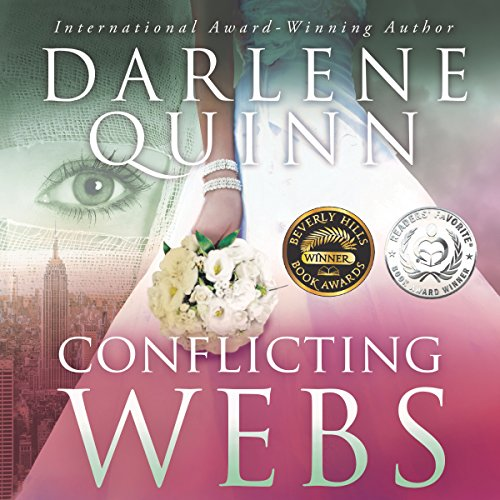 Conflicting Webs audiobook cover art