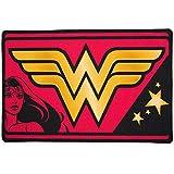Delta Children Soft Area Rug with Non Slip Backing, DC Comics Wonder Woman