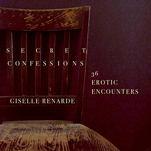 Secret Confessions: 36 Erotic Encounters audiobook cover art