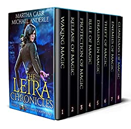 The Leira Chronicles: The Complete Austin Series: Book 1 - 8 by [Martha Carr, Michael Anderle]
