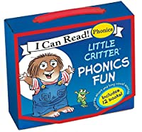 Little Critter 12-Book Phonics Fun!: Includes 12 Mini-Books Featuring Short and Long Vowel Sounds (My First I Can Read)