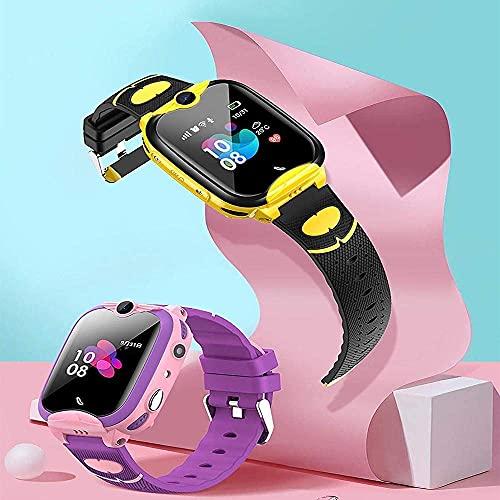 GPWDSN Reloj Inteligente con Llamada Bluetooth para Hombres, Reloj de Negocios con Monitor SmartWatch de 1.3 Pulgadas y Toque Completo