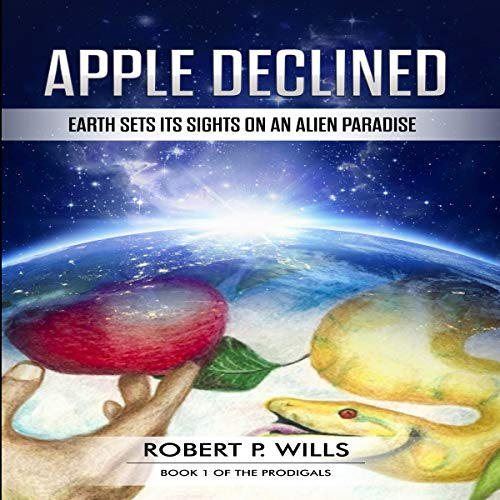 Apple Declined audiobook cover art
