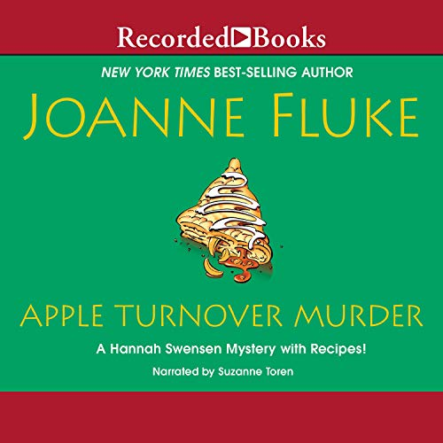 Apple Turnover Murder cover art