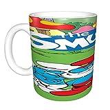 The Puffi divertente tazza da caffè caffè tazza da tè unico festival regalo di compleanno per uomini e donne, 325 ml