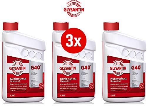 BASF GLYSANTIN Frostschutz Kühlerfrostschutz Konzentrat G40 ROT 4,5 L