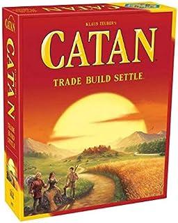 Catan Board game, Board & Card Games