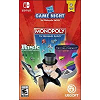 Hasbro Game Night Standard Edition for Nintendo Switch