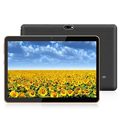 HOPESUNIN Tablet Android da 10,1 pollici con sistema operativo Android 9 Pie, 4 GB RAM 64 GB gsm ROM-Google certificato, tablet WIFI / Tipo-C ultrasottile