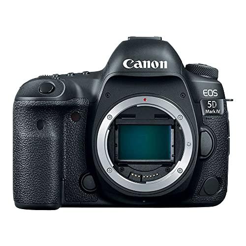 Câmera Fotográfica DSLR EOS 5D Mark IV Body Canon