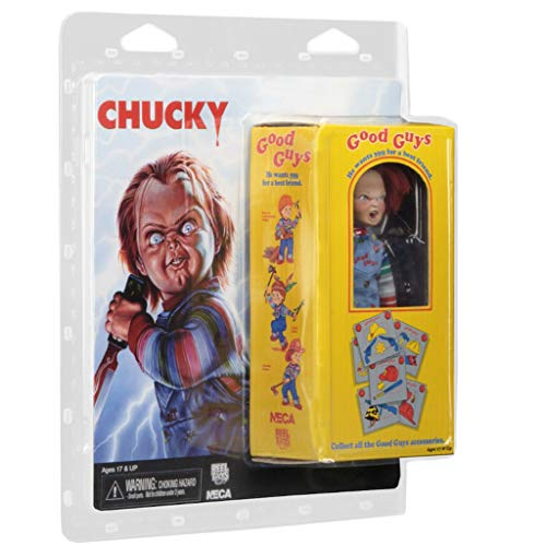 CQ El Juego de niño último Chucky (Trapo de muñeca) La Figura de acción de la película de la Obra Maestra Figura Coleccionable de Terror de Serie Movie Toys