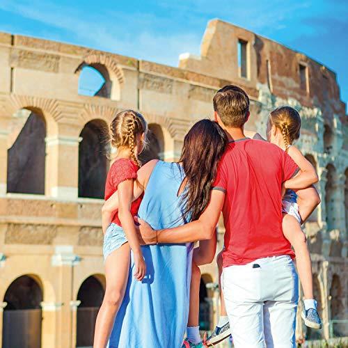 Smartbox - Caja Regalo para Hombres - 4 días en Italia en Familia - Caja Regalo para Hombres - 3 Noches con Desayuno para 2 Adultos y hasta 2 niños